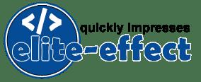 https://elite-effect.ro/ logo elite effect